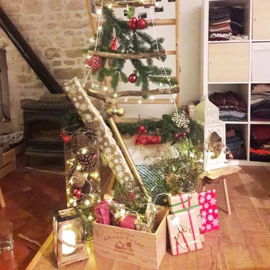 JEU 25 NOV : ATELIER Noël...