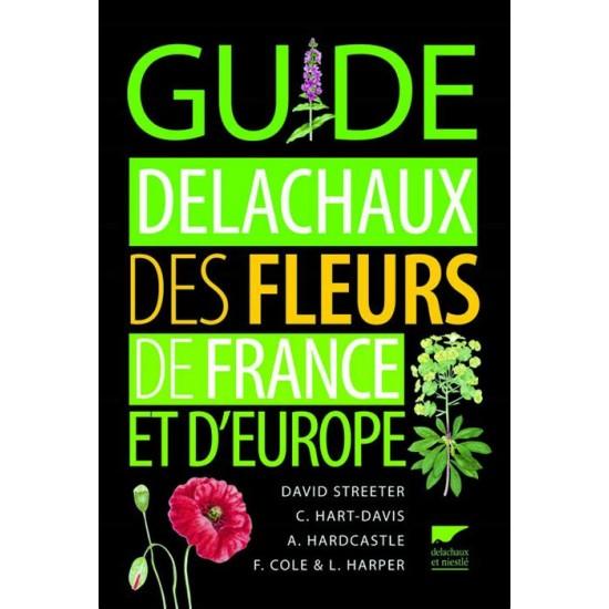 Guide Delachaux des fleurs...
