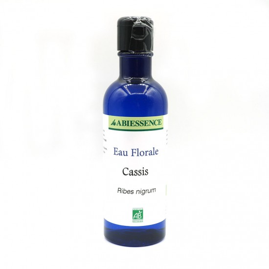 Hydrolat de Cassis