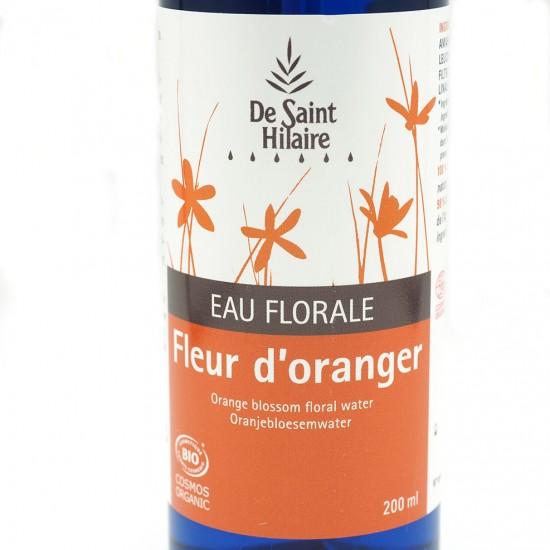 Hydrolat de Fleur d'Oranger