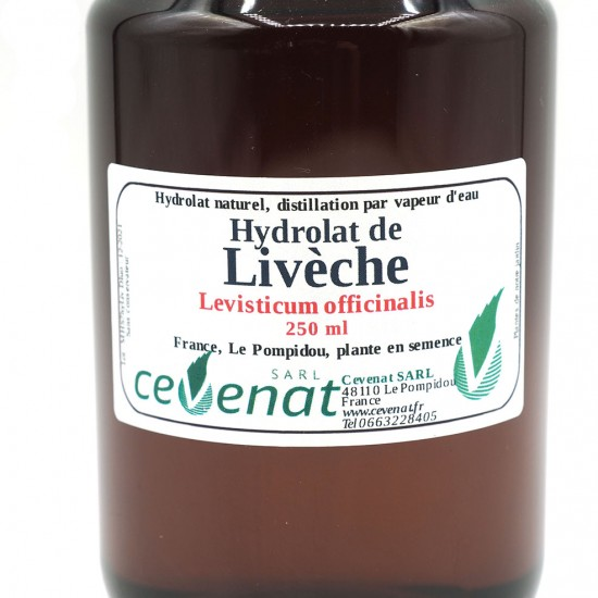 Hydrolat de Livèche